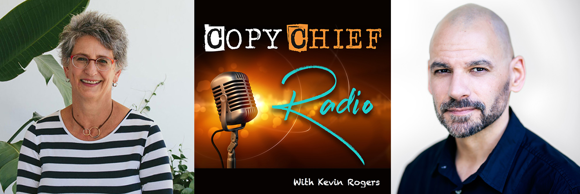 Copy Chief Radio header